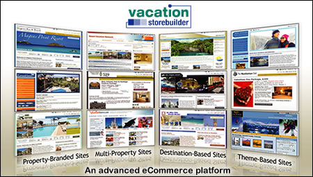 Vacation Rental Websites Powered by Vacation Storebuilder